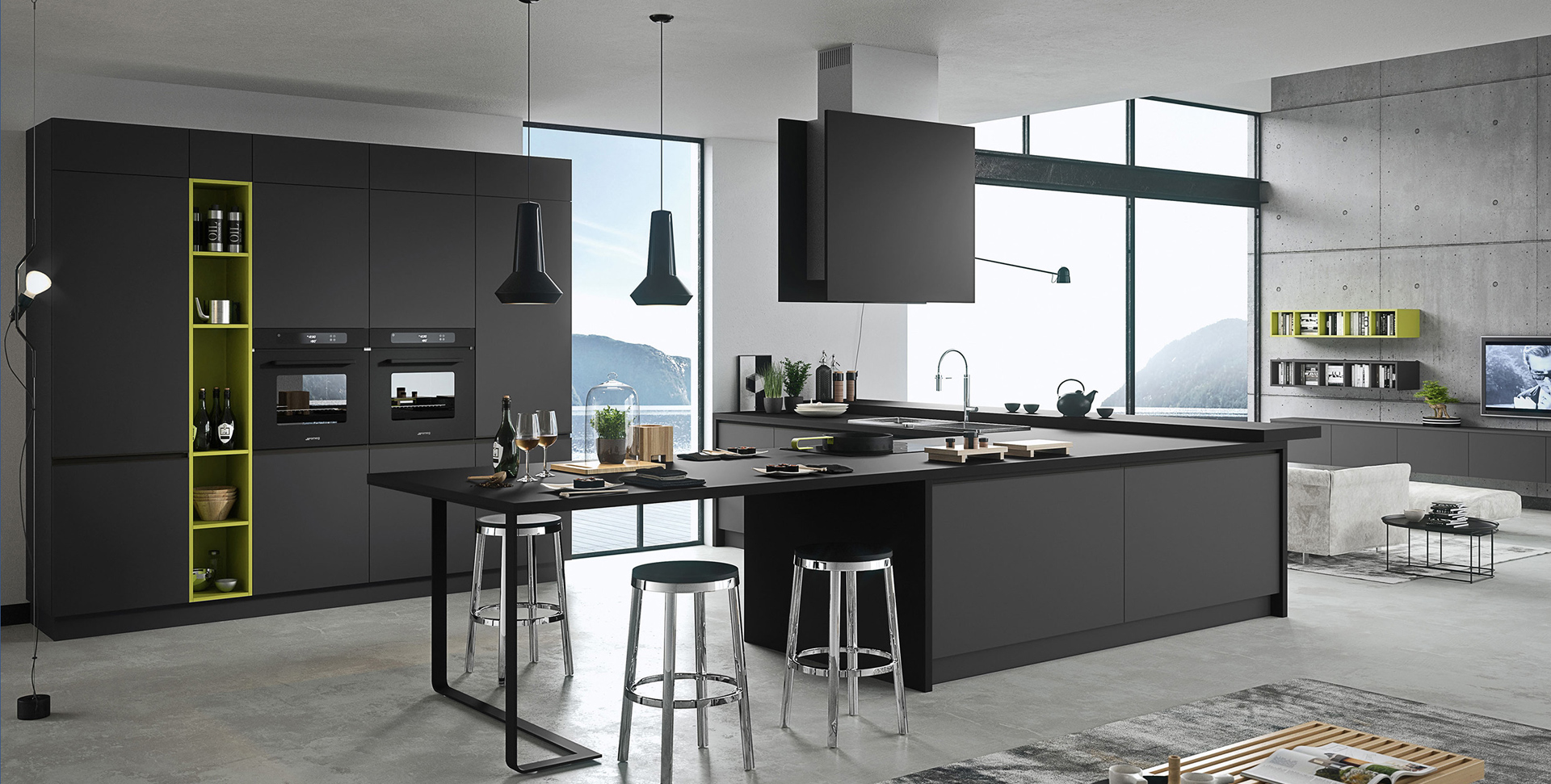 showroom cucine moderne