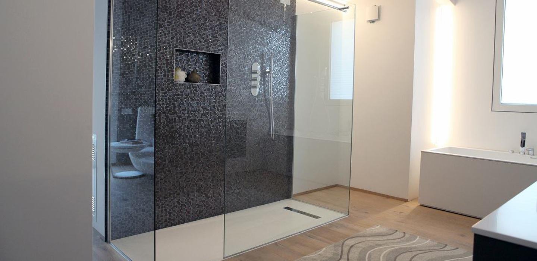 progetto bagno casa privata