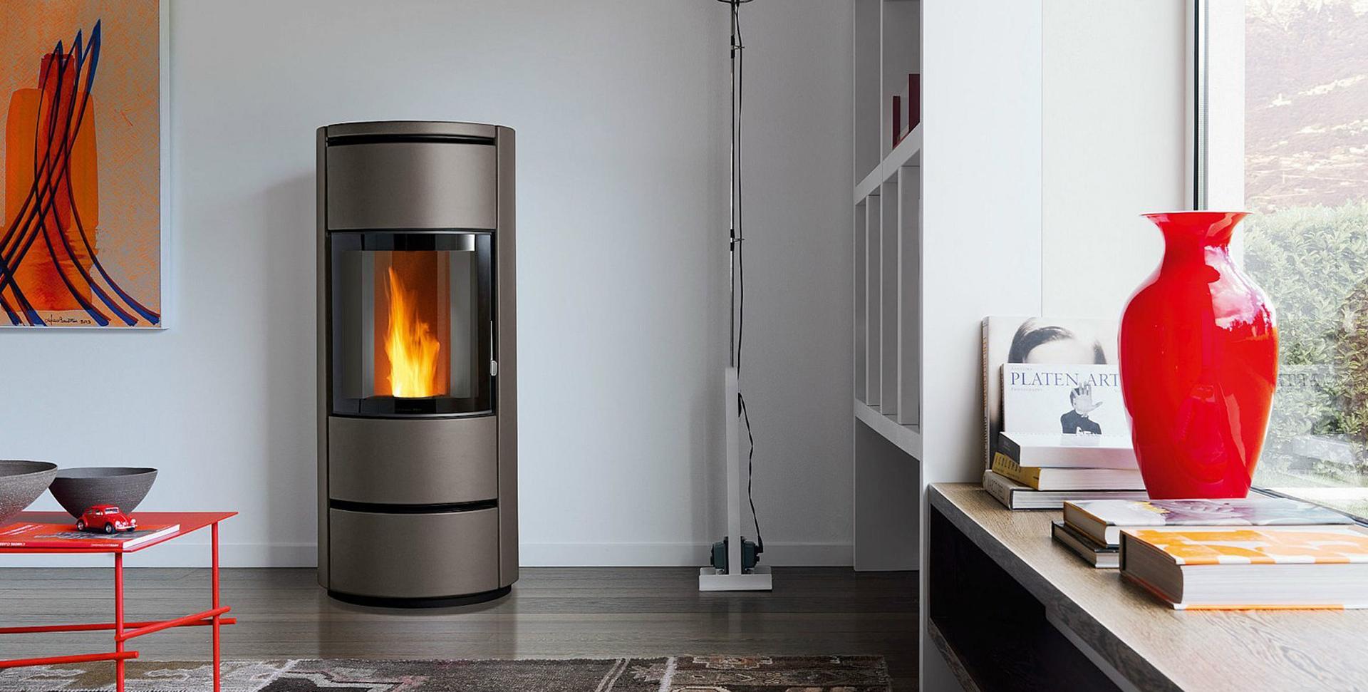 Le migliori Stufe a Pellet per riscaldare la casa - Miotto Showroom