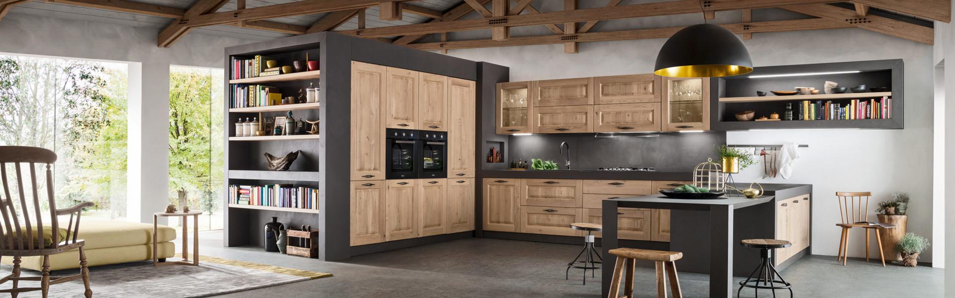Cucine rustiche per uno stile inconfondibile - Miotto Casa ...